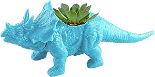 YOOJIA Cute Dinosaur/Hippo Shaped Plant Pots Succulent Plant Container Gardening Flower Pot Vase Bonsai for Home Office De...