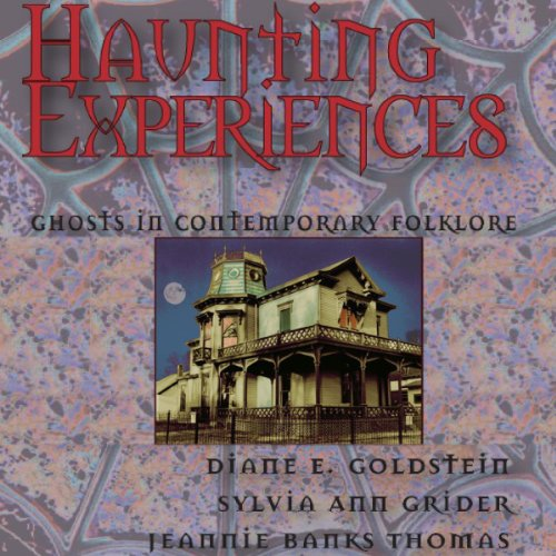 Haunting Experiences audiobook cover art