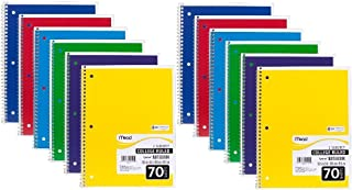 Best mead spiral notebook college ruled 1 subject Reviews