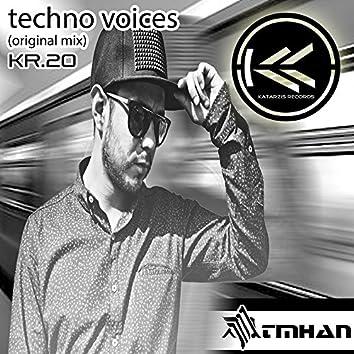 Techno Voices
