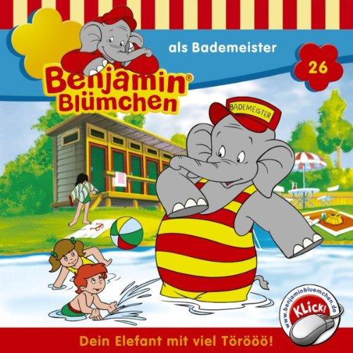 Benjamin als Bademeister Titelbild