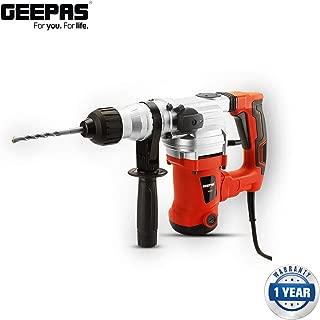 Rotary Hammer/1250W/800RPM/3900BPM1X2