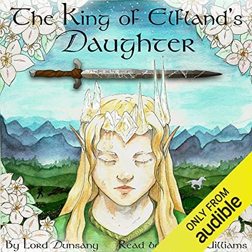 『The King of Elfland's Daughter』のカバーアート