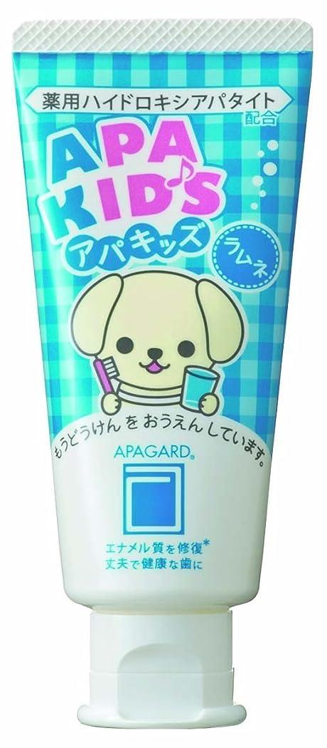 再生フォークへこみ【サンギ】アパガード アパキッズ 60g ×5個セット