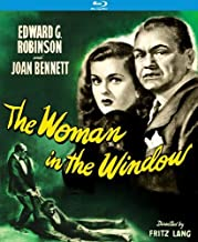 WOMAN IN THE WINDOW (1945) - WOMAN IN THE WINDOW (1945) (1 BLU-RAY)