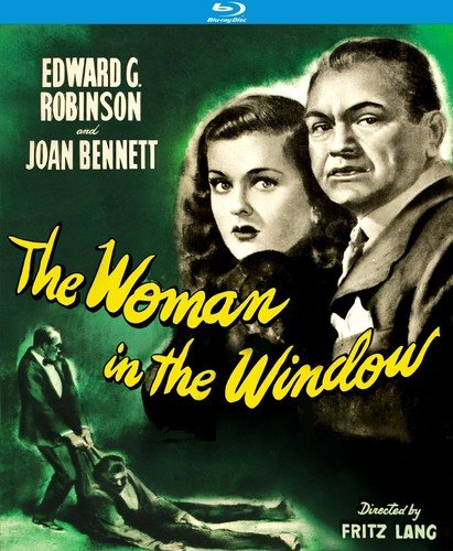 The Woman in the Window [Blu-ray]