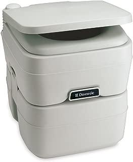 Dometic - 965 MSD Portable Toilet 5.0 Gallon Platinum