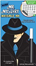 More Mr. Mystery - Invisible Ink Game Book