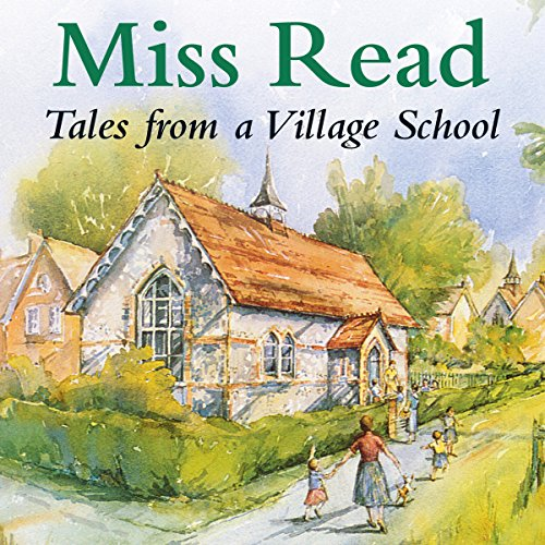 Tales from a Village School audiobook cover art