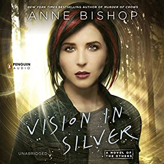 Vision in Silver audiobook cover art