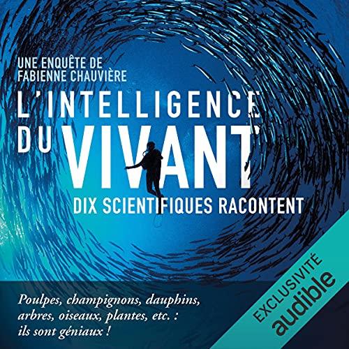 L'intelligence du vivant cover art