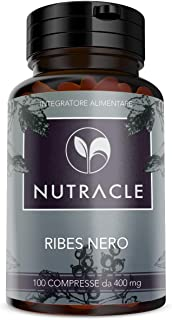 NUTRACLE GROSELLERO NEGRO 100 comprimidos
