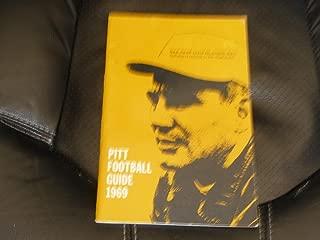 1969 PITT PITTSBURGH COLLEGE FOOTBALL MEDIA GUIDE NEAR MINT BOX 13