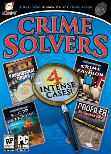 Price comparison product image Crime Solvers