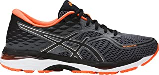 ASICS Gel-Cumulus 19 Shoe - Men's Running Carbon/Black/Hot Orange