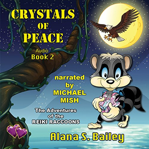 Crystals of Peace audiobook cover art