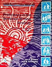 Proficiency in the Sentence Writing Strategy: Student Lessons Volume 1 (Learning Strategies Curriculum)