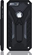iPhone 7 Plus Case, Military Grade 12ft. Drop Tested Protective Case with Kickstand, Compatible with Apple iPhone 7 Plus - Black