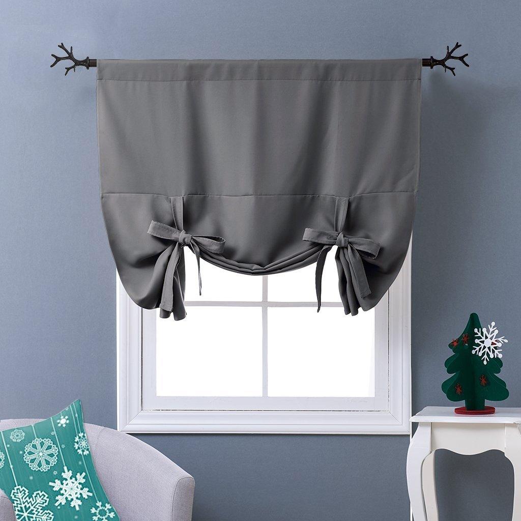 curtains for bathroom window amazon com rh amazon com bathroom window curtains canada bathroom window curtains canada