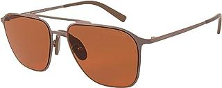جورجيو أرماني AR 6110 بني/بني 58/18/145 نظارة شمسية للرجال