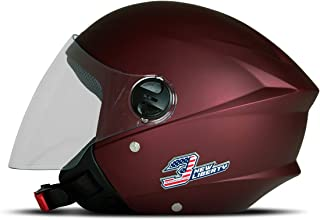 Capacete Pro Tork New Liberty Three Elite Vermelho Fosco Tam. 60 - Cap-709Car