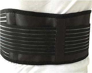 100 cm circonferenza vita nero Scaldacollo elastico in neoprene L = 85 Fascia lombare per moto AGIA TEX Germany