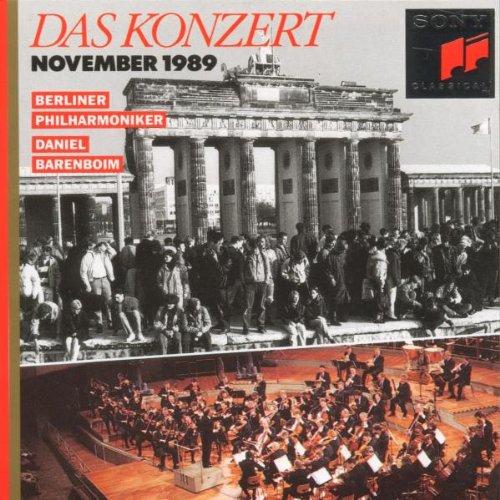 Das Konzert - November 1989