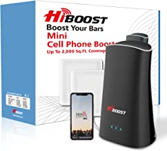 Hiboost Cell Phone Signal Booster for Home & Office, Boosts 4G LTE Voice and Data for..