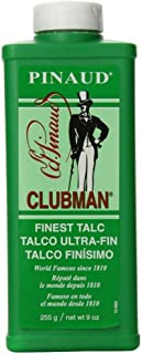 Pinaud Clubman Powder 9 oz (Pack of 2)