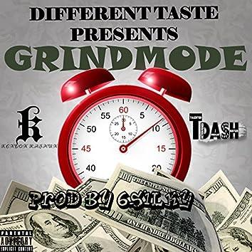 Grind Mode (feat. Kendon Rashun & T-Dash)