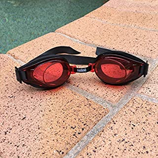 EYELINE EYXDR Deluxe Goggles Red