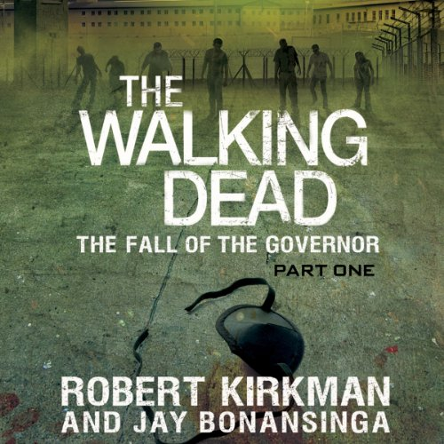 The Fall of the Governor audiobook cover art