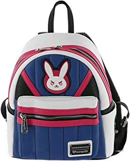 Loungefly x Overwatch D.Va Mini Backpack