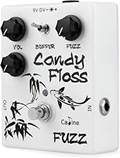 Caline CP-42 Candy Floss Fuzz Guitar Effect Pedal With True Bypass
