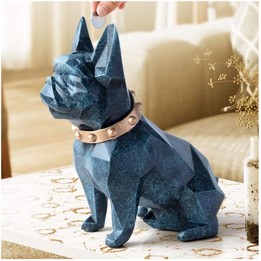 ZXJTX Piggy Bank Nordic Super intense SALE Style Simple Dog Geometric Ranking TOP1 Lucky R