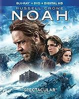 ノア 北米版 / Noah [Blu-ray+DVD]