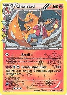 Pokemon - Charizard (RC5) - Generations - Holo