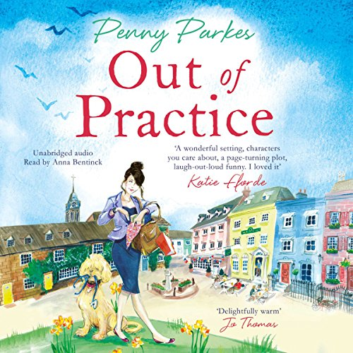 Out of Practice audiobook cover art