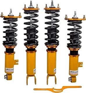 Coilovers for Nissan Fairldy Z 300ZX Z32 1990 1991-1996 Suspension Coil Spring Shock Absorber Strut Adjustable Damper Force