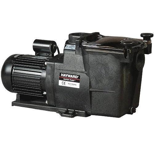 """Pompe de Filtration Piscine - Super Pump 1,5CV Monophasé Raccordement en 2"""" - Hayward Réf. SP2616"""
