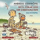 Rico, Oskar 3: Rico, Oskar und der Diebstahlstein - Das Hörspiel: 2 CDs