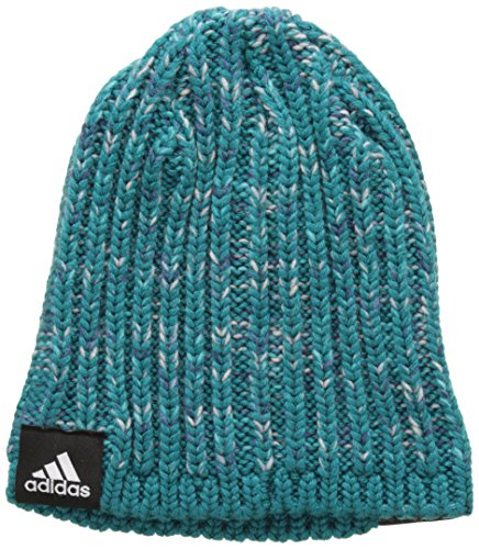 Adidas Damen Mütze Beanie , Farbe:grün;Größe:L