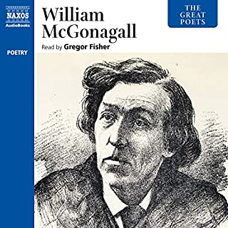 The Great Poets: William McGonagall cover art