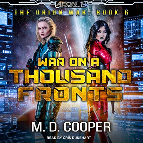 War on a Thousand Fronts cover art