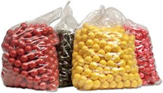May Vary Paintball Pellets .68 Caliber