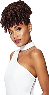 OUTRE TIMELESS PINEAPPLE PONYTAIL CURLETTE LARGE - 1B