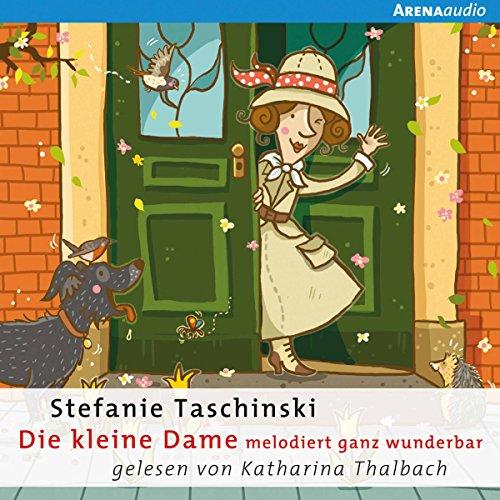 Die kleine Dame melodiert ganz wunderbar (Die kleine Dame 4) audiobook cover art