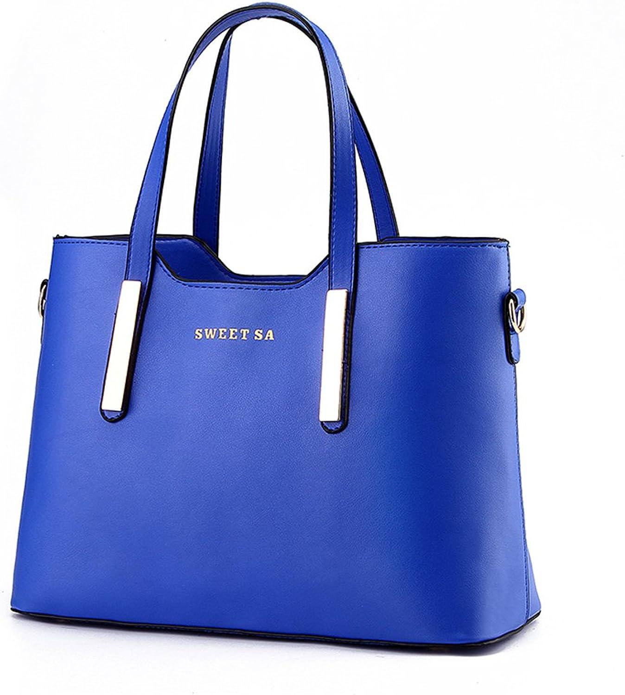 Fashion Women Leather Shoulder Bags Handbag Purse Tote Lady Bag
