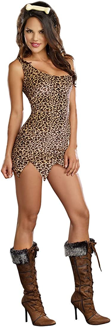 Cave Price reduction Girl Adult famous X-Large Costume -