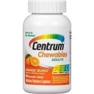 Centrum Adult (195 Count) Multivitamin/Multimineral Supplement Chewable Tablet, Vitamin D3 (195...